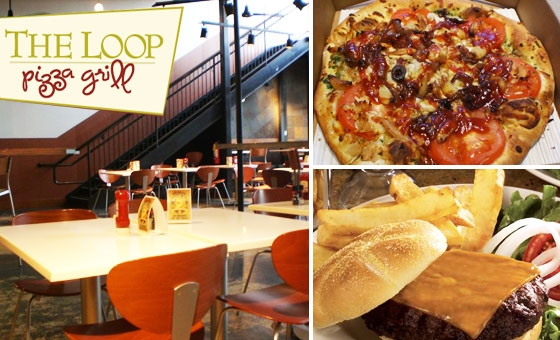 $10 for $25 Worth of Food and Drink at The Loop Pizza Grill