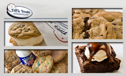 $10 for $20 Worth of Fresh-Baked Cookies from Tiff's Treats