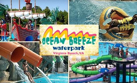 Ocean Breeze Virginia Beach Discount Tickets