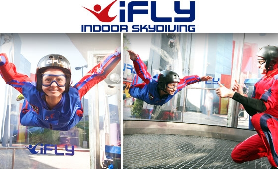 Posts about Ifly Union City. Couldn't go indoor skydiving because my friend Tammy is also in a wheelchair & was stuck in the elevator with the fire department here getting her out. But when everything's fixed next time, everything's free! Ifly Union City.3/5(1).