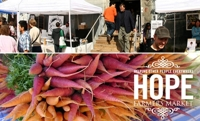 $14 for $31 Worth of Food, Drinks, and Music at HOPE Farmers Market