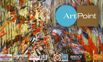 $49 Ticket to French Kiss, ArtPoint's Bastille Day Celebration at the de Young Museum