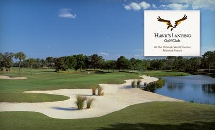 Orlando golf courses discount coupons