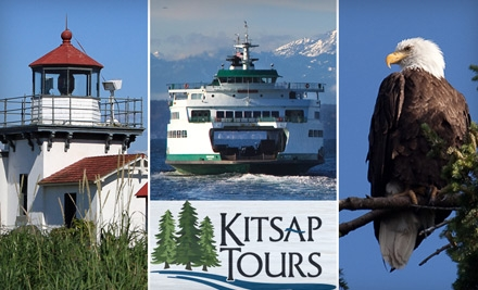 Up to 51% Off Kitsap Sightseeing and Photography Tours. Choose from Three Tours.