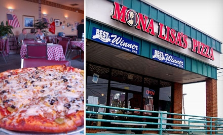 Mona lisa pizza fate coupons