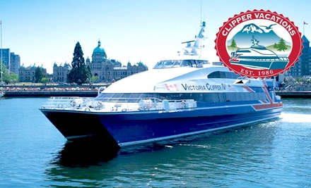 Home >Travel >Services > Clipper Vacations Coupon Clipper Vacations Coupon Victoria Clipper round trips more. Show Code. soon 0 0. SALE. DEAL. Expired Clipper Vacations Coupons. COUPON. CODE. Coupons never wait! Click to reveal the 10% Off coupon and use it at check out.