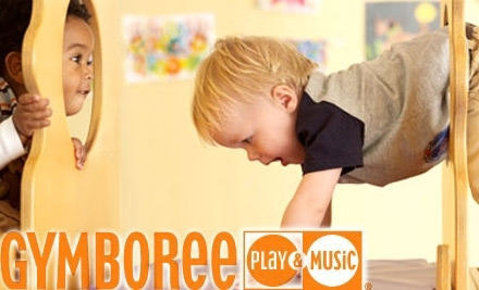 $49 for a One-Month Membership and No Initiation Fee at Gymboree Play & Music (Up to $107 Value). Choose From Five Location Options.
