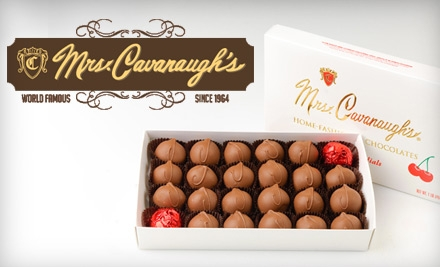 $12 for $25 Worth of Handmade Chocolates and Sweets at Mrs. Cavanaugh's in North Salt Lake