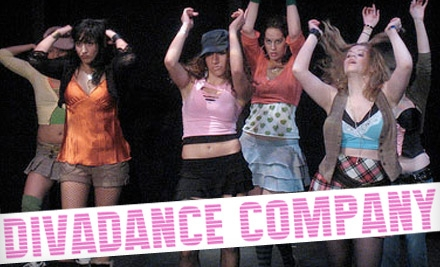 $32 for a Four-Class Dance Package at DivaDance Company ($65 Value)