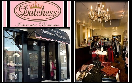 $30 for $60 Worth of Lingerie and More at Dutchess Intimates Boutique in Campbell