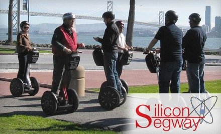 $30 for a One-Hour Segway Tour of the Pacific Coastline from Silicon Segway in Pacifica