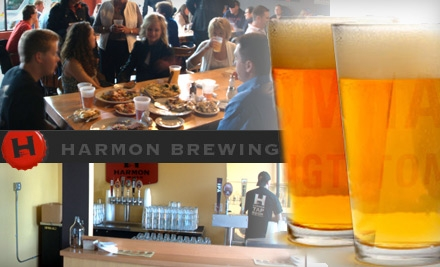 $15 for $30 Worth of Microbrews and Pub Fare at Harmon Tap Room