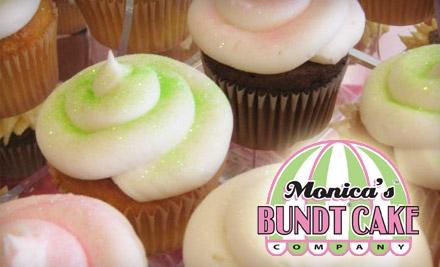 Monicas Bundt Cake Company