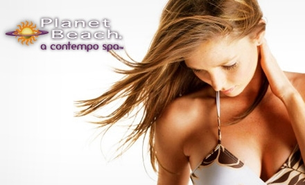 $25 for One Week of Unlimited Spa Services at Planet Beach Contempo Spa in Exton (Up to $250 Value)