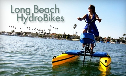 Hydrobike Long Beach The Best Beaches In World