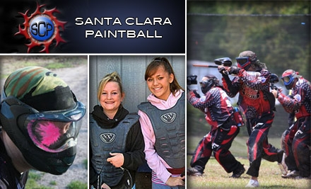 Santa clara paintball discount coupons