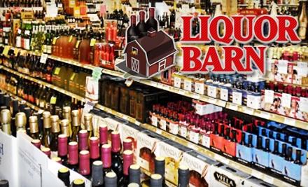 Liquor barn coupons
