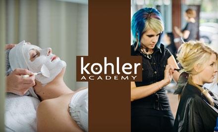 Kohler-academy