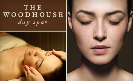 Woodhouse Day Spa Coupons
