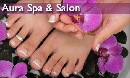 aura salon and spa