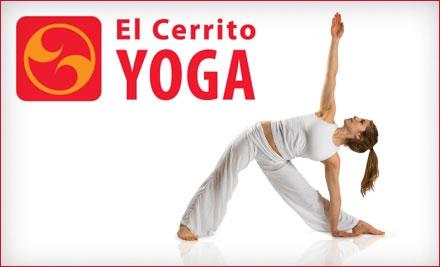 $45 for 10 Bikram Classes at El Cerrito Yoga in El Cerrito