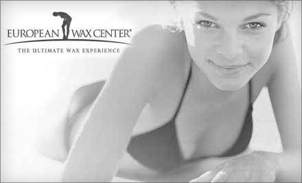 $20 for $40 Worth of Waxing Services at European Wax Center. Choose One of Six Locations.