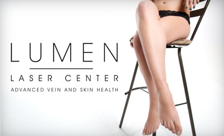 $99 for Three Laser Hair-Removal Treatments at Lumen Laser Center (Up to $725 Value)