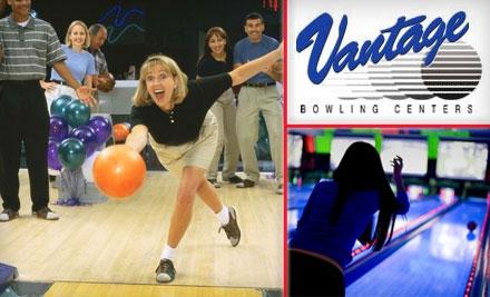 Vantage-bowling-center