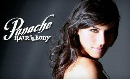 $20 for a Haircut and Style (Average $40 Value) or $32 for a Premier European Facial ($65 Value) at Panache Hair and Body