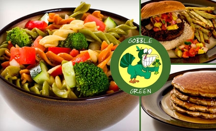$99 for a Vegan Starter Kit or Fast Track Health Bundle Delivered by Gobble Green (Up to $225 Value). Choose from Two Options.