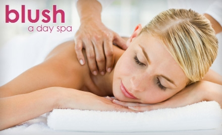 """$125 for a """"Day of Beauty"""" at Blush a Day Spa in Sonoma (Up to $275 Value)"""