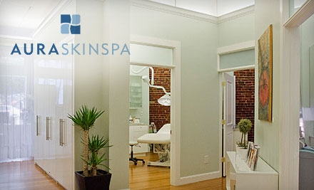 $150 for Three Laser Hair-Removal Treatments at Aura Skin Spa (Up to $600 Value)