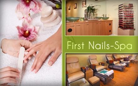 First Nails Spa Polaris