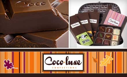 $20 for $40 Worth of Merchandise from Coco-luxe Confections' Holiday Pop-Up Shop in Palo Alto
