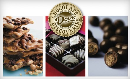 Dove chocolate discoveries products - photo#24