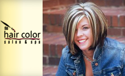 hair color salon spa in lawrenceville the hair color salon and spa ...