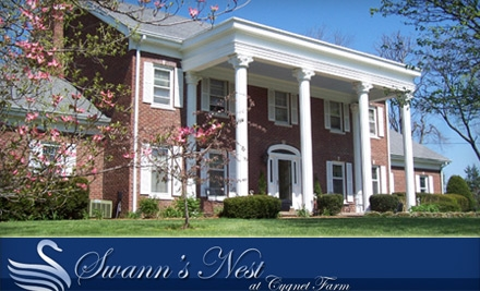$115 for a One-Night Stay in a Deluxe Room, Plus Breakfast and a Bottle of Wine, at Swann's Nest Bed & Breakfast