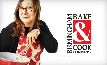 $20 for $40 Worth of Baking and Cooking Equipment at Birmingham Bake & Cook Company