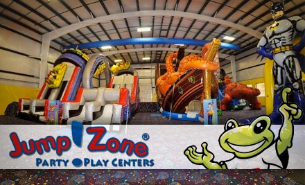 $17 for a Six-Visit Pass to Jump!Zone