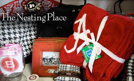 $25 for $50 Worth of Gifts and More at The Nesting Place