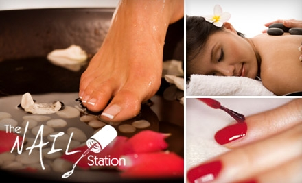 Top pedicure daily deals coupons in fort wayne by for A nail salon fort wayne in