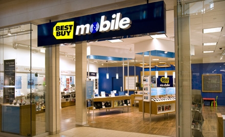 $25 for $50 Worth of Mobile Phones and Accessories at Best Buy Mobile