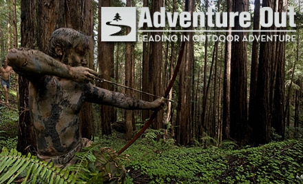 $55 for a Wilderness Skills and Survival Clinic, Created by Survival Expert Cliff Hodges, at Adventure Out ($95 Value)