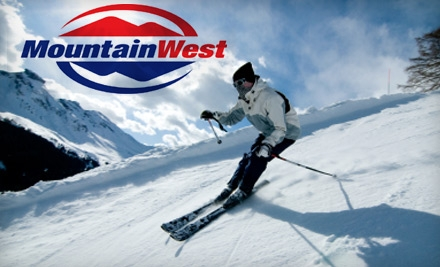 $35 for $70 Worth of Ski and Snowboard Products, Rentals, and Services at Mountain West