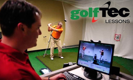 $60 for 60-Minute Swing Evaluation at GolfTEC ($165 Value)