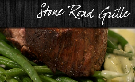 $20 for $40 Worth of Seasonal Fare and Drinks at Stone Road Grille in Niagara-on-the-Lake