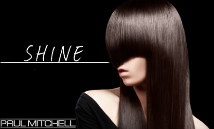 $50 for a Cut and Highlights at Shine: A Paul Mitchell Focus Salon