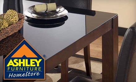 $49 for $150 Worth of Furniture at Ashley Furniture HomeStore