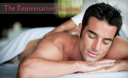 $30 for $60 Worth of Massage Services at Rejuvenation Station