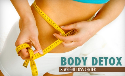 $68 for a Seven-Day Weight-Loss Program ($136 Value) or $40 for One Colonics Session ($80 Value) at Body Cleanse & Weight Loss Center
